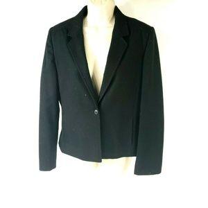 Pendelton Blazer Jacket Coat One Button Wool USA